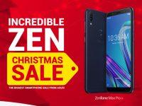 Enjoy holiday discounts on ASUS ZenFones