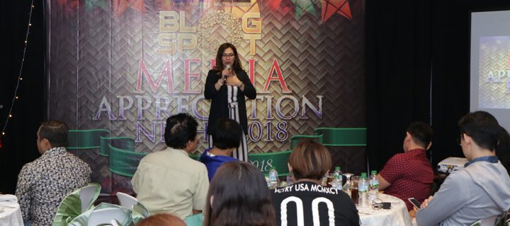 FAME Inc. holds Appreciation Night for media, blogger friends