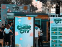 GrabFood Celebrates Official Launch in Metro Manila  with Crave City