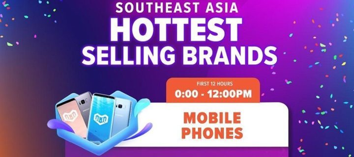 Realme held as the Hottest Selling smartphone brand for Lazada's 11.11 Shopping Festival in South East Asia, entering the Philippines soon.