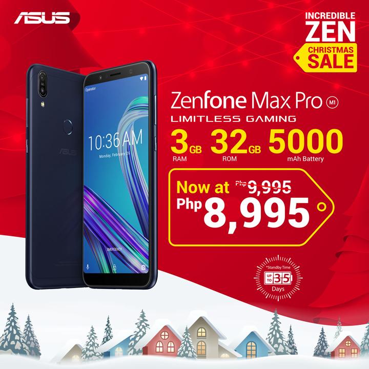 ASUS ZenFone Max Pro 3GB