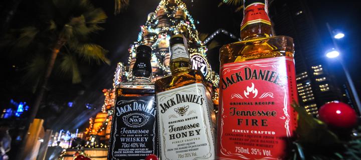 Jack Daniel's Holidays 2018