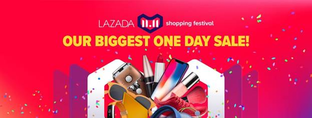Win a condo, a car or a New York trip while scoring these 11 deals on Lazada's 11.11 Shopping Festival