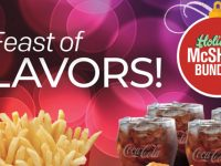 3 Spectacularly Delicious Treats from McDonald's  This Holiday Season!
