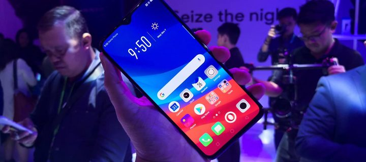 OPPO's first triple rear camera smartphone, the R17 Pro, sells for Php38,990