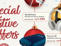 Complete your Christmas gift list with Promate's holiday promo