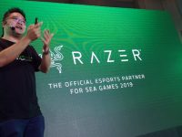Razer is the official esports partner of SEA Games 2019