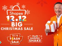 Shopee Continues Christmas Celebrations with the Shopee 12.12 Big Christmas Sale