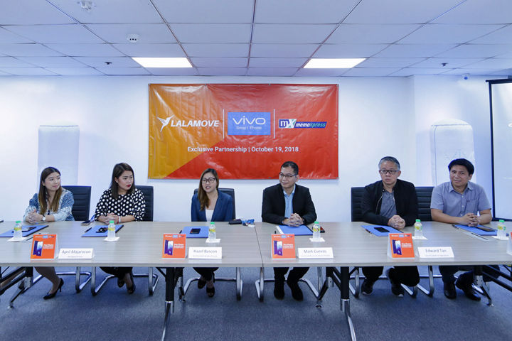 Vivo Provides Phone Discounts for Lalamove Drivers Nationwide