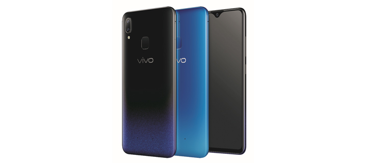 Vivo Y91 is now available on shelves just in time for Christmas