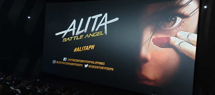 Alita: Battle Angel hypes up with AOC and 21st Century Fox's exclusive sneak peek in IMAX Theatre