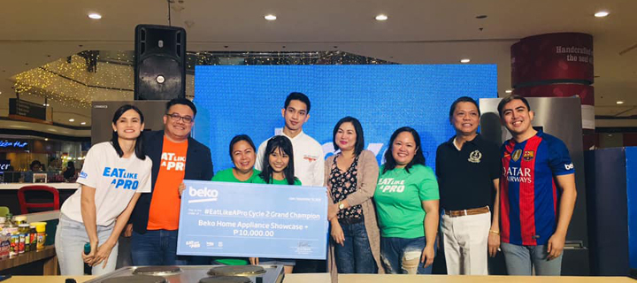 Beko PH holds Eat Like A Pro: The Cook-Off Cycle 2