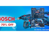 Bosch brings more holiday cheer to the Shopee 12.12 Big Christmas Sale