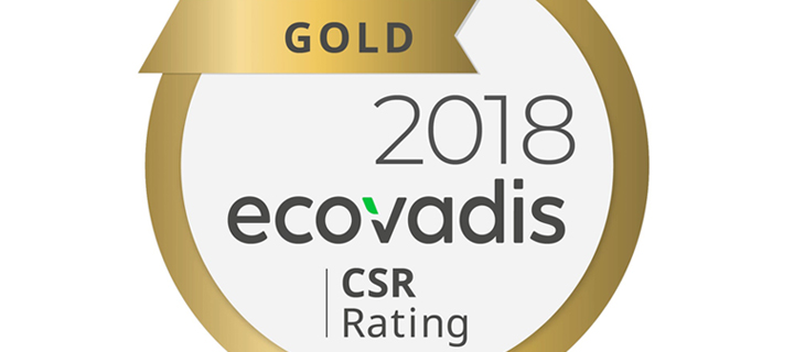 Epson Receives EcoVadis Gold Rating for Overall Sustainability
