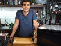 Erwan Heussaff Shares His Recipe for Orange Chicken in New Vlog, created with the Samsung Smart Oven
