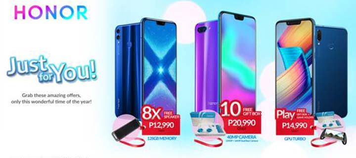 Thinking of getting your loved ones the best gift this holiday season? Check out these hot new deals from Honor