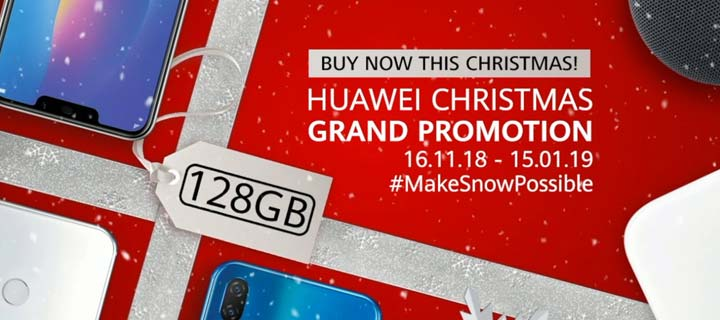 Making it Snow in the Philippines: How Huawei's Thanksgiving Makes Christmas Dreams Come True