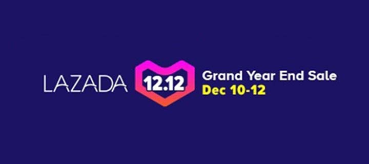 Gifts to cheer gadget addicts on Lazada's 12.12 Grand Year End Sale