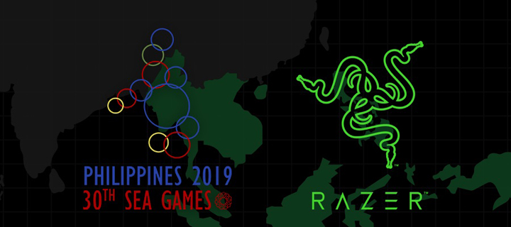 PHISGOC and Razer shortlist five games for inaugural esports tournament  at SEA Games 2019