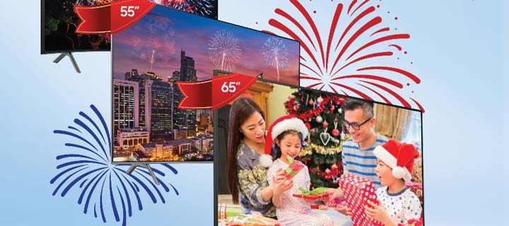 Get Amazing Holiday Deals with Samsung Until December 31!