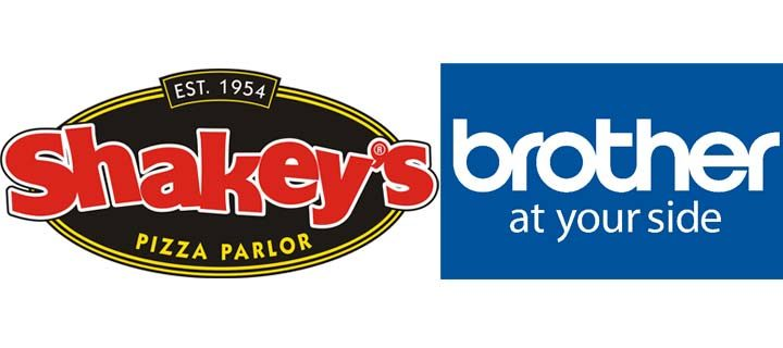 Avail of Brother's Pizza blowout from Shakey's for every purchase of select Refill Tank printers