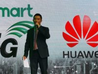 Smart made Philippines' first 5G video call possible with Huawei