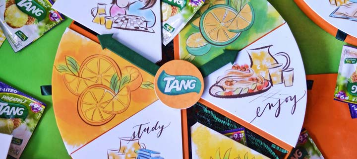 Enjoy more fun, refreshing moments with  Tang Half Litro Pack!
