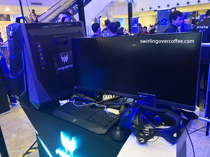 Predator Gaming PC Set, Predator League PUBG Finals