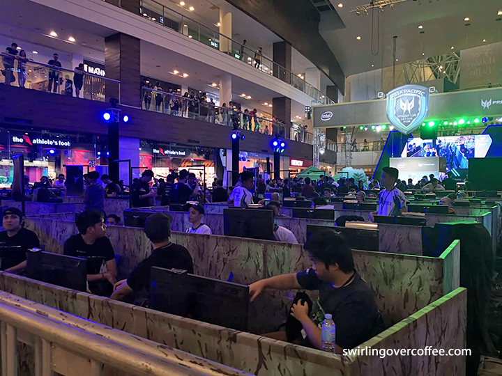 Predator League PUBG Finals at Glorietta Activity Center