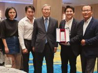 Samsung PH receives Korean CSR Platinum Award for innovative smart classrooms in the Philippines