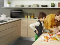 Cooking delicious and nutritious meals with the SAMSUNG Smart Oven