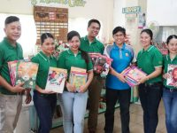 Mang Inasal supports reading program for Iloilo public school graders