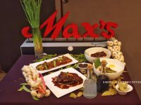 Taste these two new dishes from Max's Restaurant – Adobo Ribs and Beef Salpicao