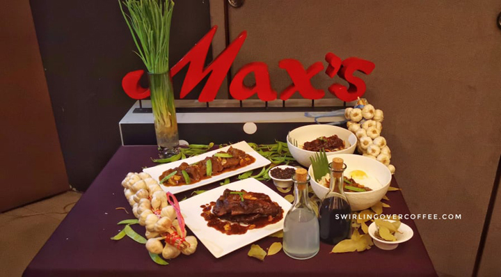 Max's Restaurant Beef Salpicao and Adobo Ribs
