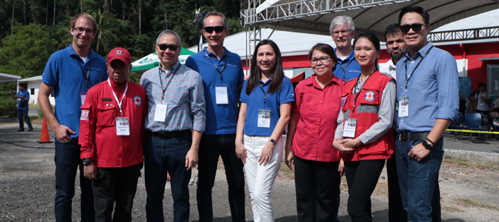 Disaster preparedness, response in communities boosted via tech, partnerships