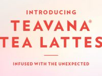 Elevated Tea Experiences With Bold, New Starbucks Teavana® Beverages