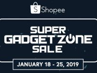 Shopee brings back the Super Gadget Zone Sale with up to 99% off on popular gadgets like Phones, HD TVs, Action Cameras and more