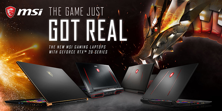 Here are the latest NVIDIA GeForce RTX™ powered gaming laptops.
