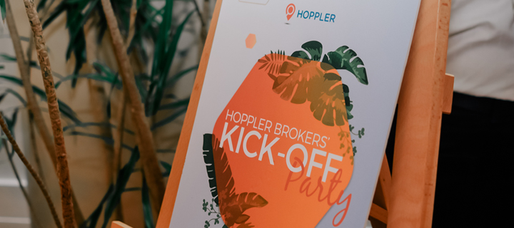Real Estate Startup Hoppler Celebrates Growth of Partner Broker Network