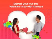 Express love in different ways with PayMaya's Valentine's Day deals!