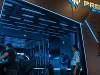 Visit the first Predator concept store at SM City North EDSA