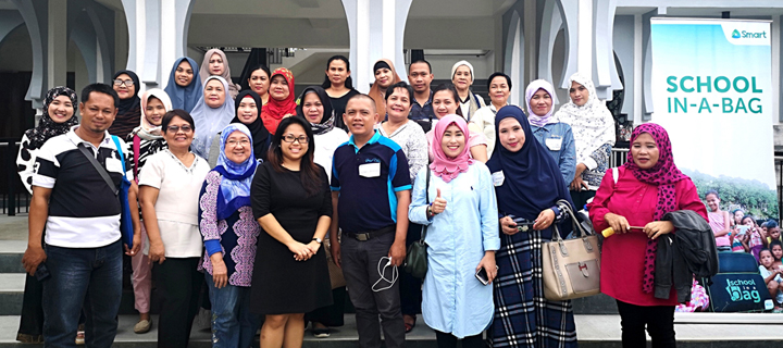 Bangsamoro schools embrace digital learning tools, educational apps from Smart
