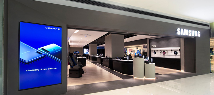 Elevating customer experience at Samsung's flagship store in Manila