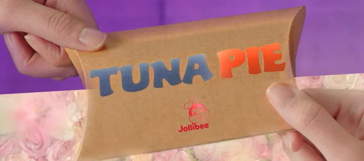 Nadine Lustre on why Jollibee Tuna Pie is her favorite snack