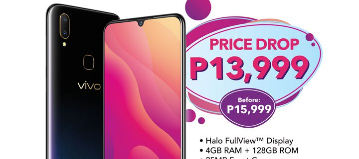 What you'll love about Vivo: V11i now only PHP 13,999
