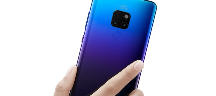Flash News: Huawei Mate 20 price drop announcement