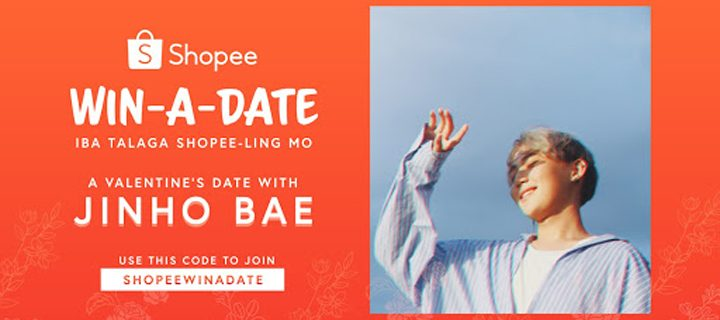 Snag the Ultimate K-Drama Date this Valentine's Day with the Shopee Win-A-Date contest