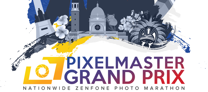 ASUS Philippines launches the Pixelmaster Grand Prix, its First ever nationwide mobile photo marathon