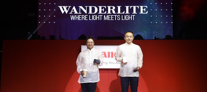 Canon Wanderlite: New exciting innovations for the Philippine market revealed