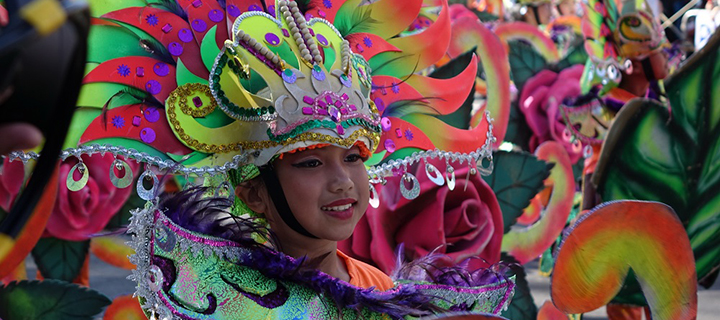 PLDT, Smart add color to Panagbenga Festival 2019